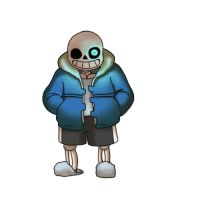 Sans Animation by Zinfer