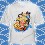 One Piece Shirt by 51390