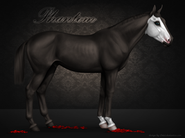 Equine Character Adoptable CLOSED by i3nici