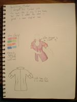 Merely Magickal jacket concept by Marcusstratus