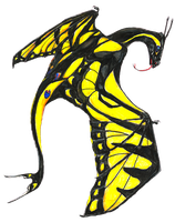 Dragonfly - Swallowtail theme by EmsCreations
