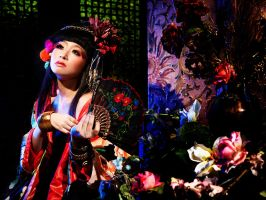 NEO Oiran04 by ou-oneone