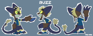 Buzz's Updated Ref by Yark-Wark