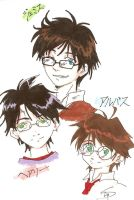 :Three Generations of Potter: by Divine-Nataku