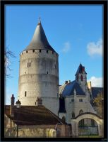 Chateaudun - 2 by J-Y-M