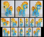 Wonderbolt Spitfire by fireflytwinkletoes