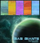 Gas Giant Textures - FREE Resource Pack by Ulario