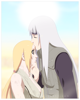 Dan and Tsunade by iGeerr