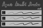 Lineart Brushes by RinGreen