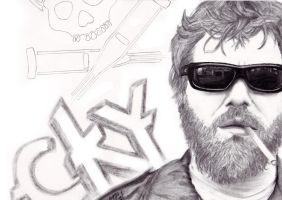 Ryan Dunn aka Random Hero by A-T-G-4