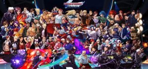 KOF 2002 Unlimited Match Wallpaper by yoink13