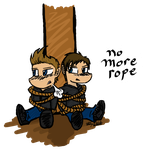 No More Rope by NewGenerationArt7