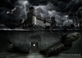 Castle Of Horror by Mohammad-GFX