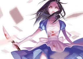 Alice Madness Returns by garakTOB