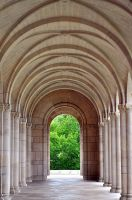 WWI Archway by Chihito