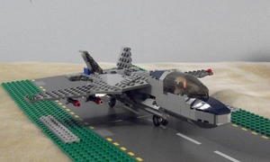 F-57 Mongoose by katze316