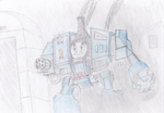Thomas the Dreadnought /recolored/ by KraghOdinusJuliovich