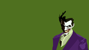 Joker Wallpaper by Dazztok