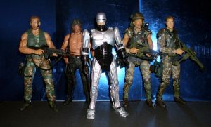NECA - Figures by CyberDrone2-0
