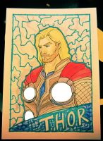 Thor by lieusum