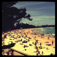 Summer at Manly by ManBoobNinja