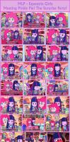MLP: EG - Meeting Pinkie Pie! The Welcome Party! by GamingGoru
