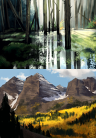 Environment Studies by Kabukins