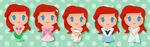 :Free to use Pagedolls - Ariel: by SummersWorld