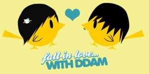 Fall in Love... with DDAM by ribcages