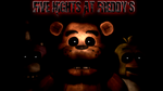 Five Nights At Freddy's Poster by PFT-Production