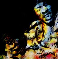 Passion - Jimi Hendrix by CloudOne