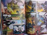 Epic Mickey 2 comic by twisted-wind