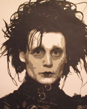 edward scissorhands isolation essay Film analysis edward scissorhands katrin dreher edward scissorhands by tim burton is a fantasy sign up to view the whole essay and download the pdf.