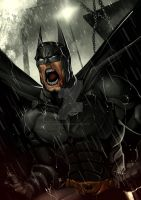 Batman The Dark knight Rises by BrianFajardo