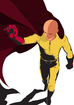 Onepunchman by Andrew-Stealfh
