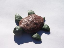 Turtle by Chickaroo16