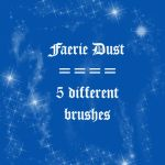 Faerie Dust by rL-Brushes
