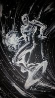 silver surfer by camillo1988
