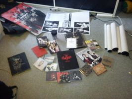 all my the gazette stuff by dug-chi