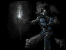 Sub-Zero by bangalore-monkey