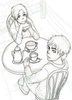 APH: iggy and italy wip by qianying