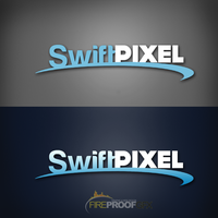 Swift Pixel Logo by fireproofgfx