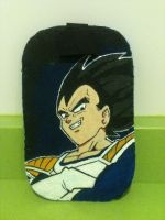 Vegeta Mobile Case by anapeig
