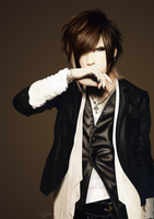 Uruha_The Gazette by sofiaart