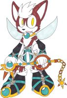 .:Keyblade Wielder Chip:. by C8LIN-The-Hedgie