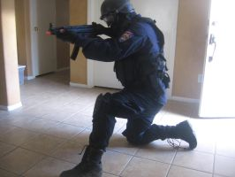 Resident Evil RPD SWAT cosplay by Demon-Lord-Cosplay