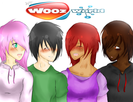 Woozworld by TheJokersCards