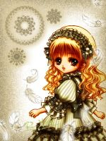 -+ Petit Chara - Collette +- by WoodenOrchid