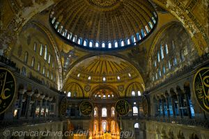 Hagia Sofia 2 by iconicarchive