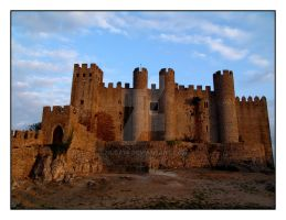 Obidos Castle by mlca76